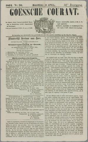 Goessche Courant 1864-04-18