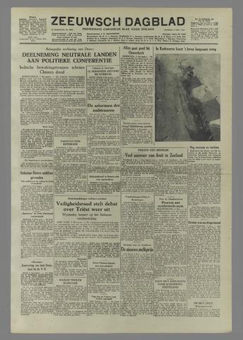 Zeeuwsch Dagblad 1953-11-03