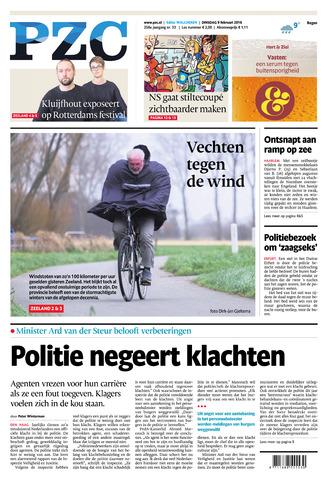 Provinciale Zeeuwse Courant 2016-02-09