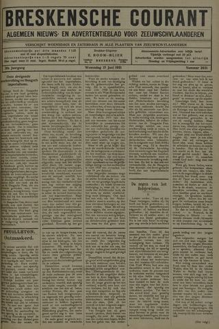 Breskensche Courant 1921-06-15