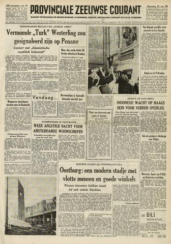 Provinciale Zeeuwse Courant 1956-01-23