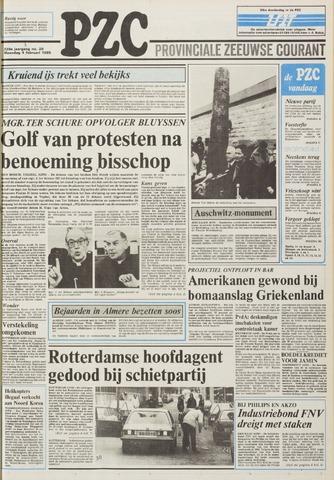 Provinciale Zeeuwse Courant 1985-02-04
