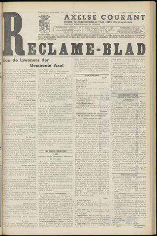 Axelsche Courant 1954-05-12