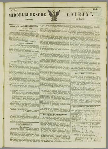 Middelburgsche Courant 1847-03-20