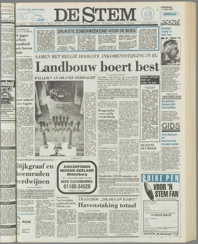 de Stem 1984-07-11