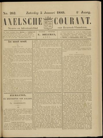 Axelsche Courant 1889-01-05