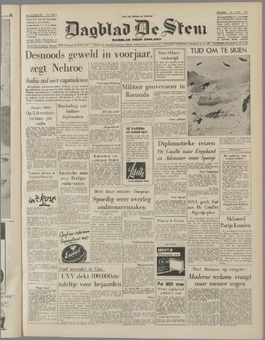 de Stem 1959-11-13
