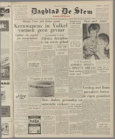 de Stem 1961-03-09