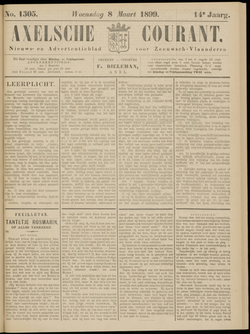 Axelsche Courant 1899-03-08