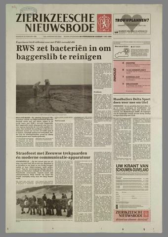 Zierikzeesche Nieuwsbode 1996-02-26