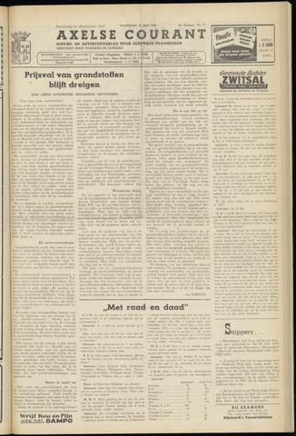 Axelsche Courant 1954-06-23