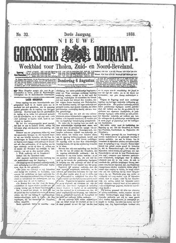Nieuwe Goessche Courant 1868-08-06