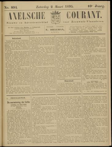 Axelsche Courant 1895-03-02