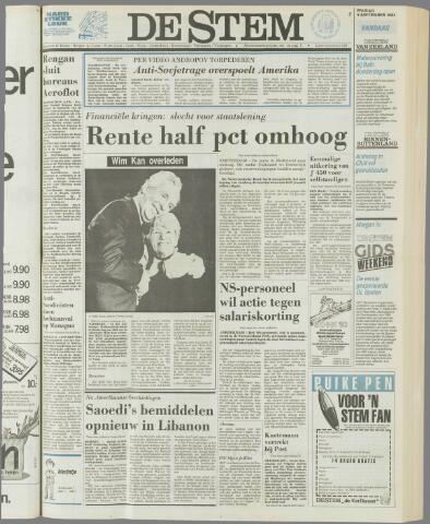 de Stem 1983-09-09