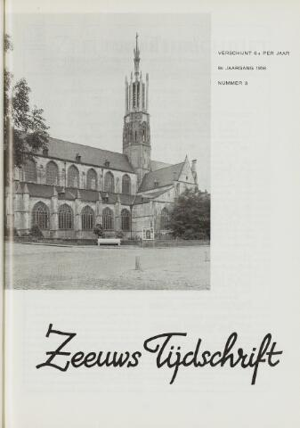 Zeeuws Tijdschrift 1958-05-01