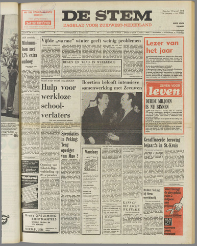 de Stem 1975-01-18