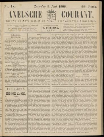 Axelsche Courant 1906-06-06