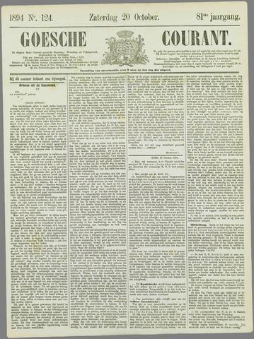 Goessche Courant 1894-10-20