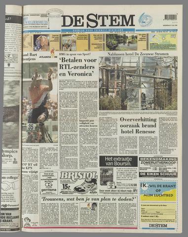 de Stem 1996-07-31