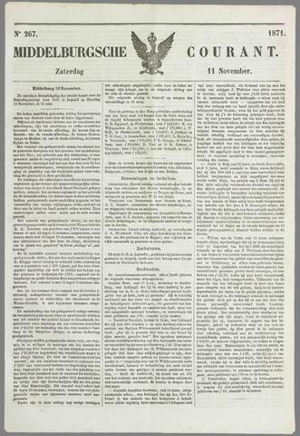 Middelburgsche Courant 1871-11-11