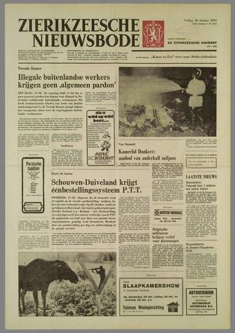 Zierikzeesche Nieuwsbode 1974-10-18