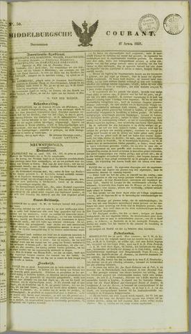 Middelburgsche Courant 1837-04-27