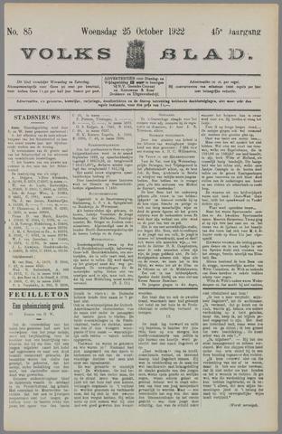 Volksblad 1922-10-25