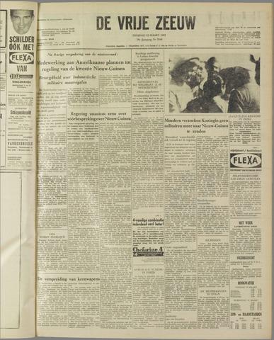 de Vrije Zeeuw 1962-03-13