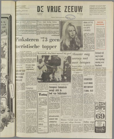 de Vrije Zeeuw 1973-06-07