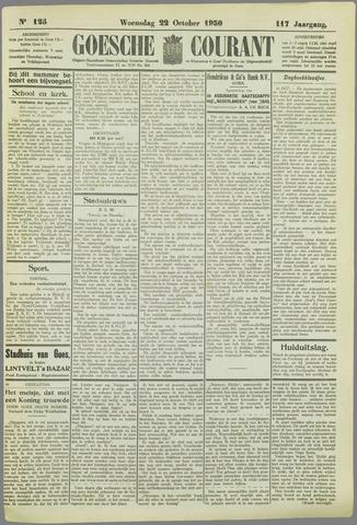Goessche Courant 1930-10-22
