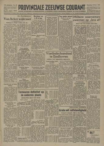 Provinciale Zeeuwse Courant 1948-02-16