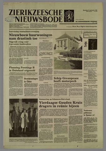 Zierikzeesche Nieuwsbode 1981-09-14