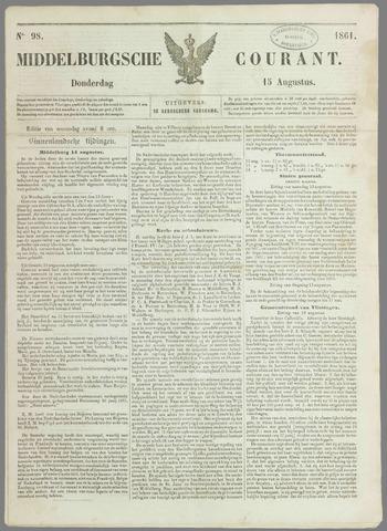 Middelburgsche Courant 1861-08-15