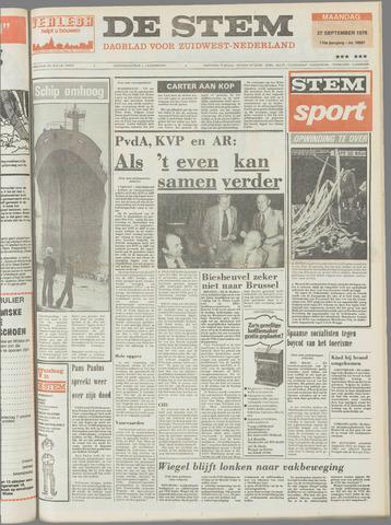 de Stem 1976-09-27