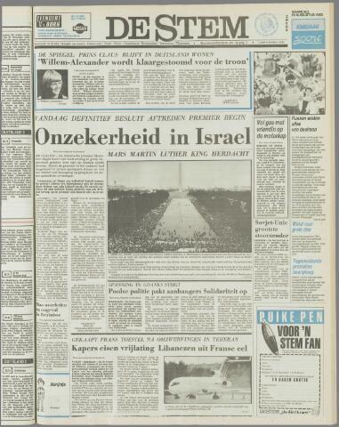 de Stem 1983-08-29