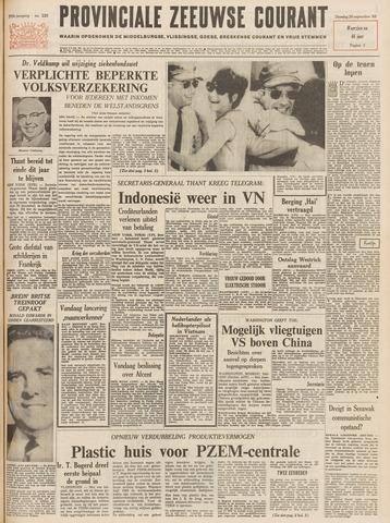Provinciale Zeeuwse Courant 1966-09-20