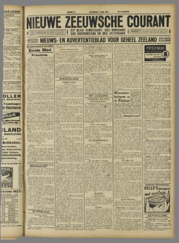 Nieuwe Zeeuwsche Courant 1927-06-04