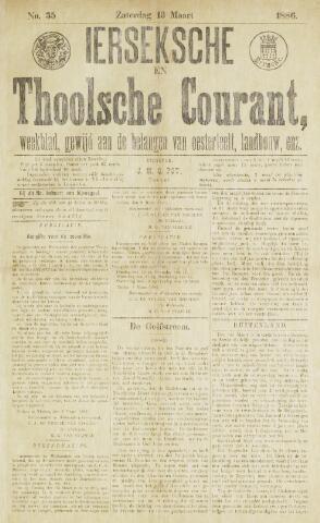 Ierseksche en Thoolsche Courant 1886-03-13