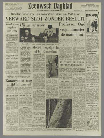Zeeuwsch Dagblad 1961-12-08