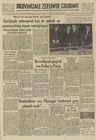 Provinciale Zeeuwse Courant 1959-02-07
