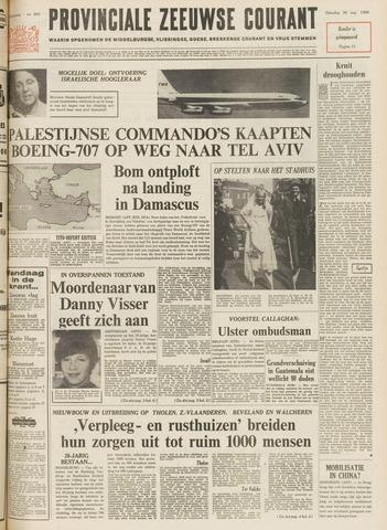 Provinciale Zeeuwse Courant 1969-08-30