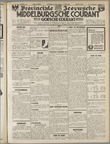 Middelburgsche Courant 1934-06-14