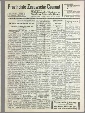 Provinciale Zeeuwse Courant 1940-06-08