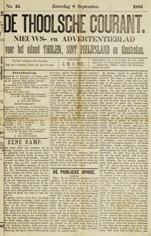 Ierseksche en Thoolsche Courant 1883-09-08