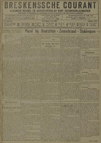 Breskensche Courant 1929-07-17