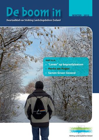 Landschapsbeheer Zeeland - de Boom in 2012-12-21
