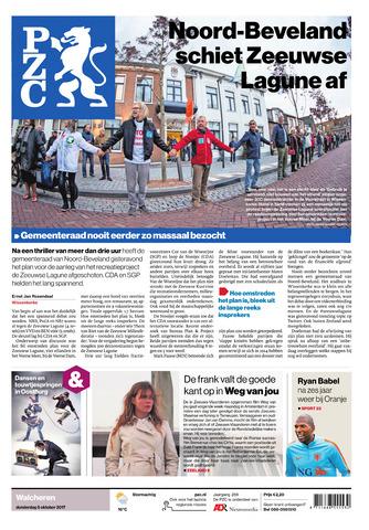 Provinciale Zeeuwse Courant 2017-10-05