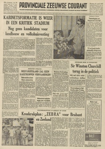Provinciale Zeeuwse Courant 1959-04-21