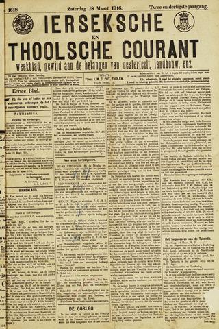 Ierseksche en Thoolsche Courant 1916-03-18