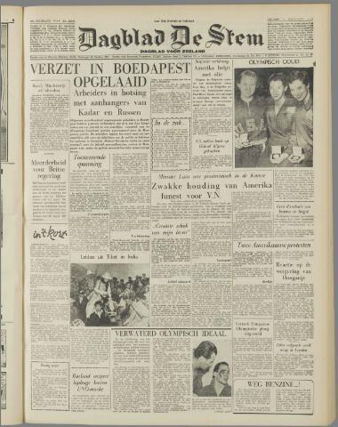 de Stem 1956-12-07